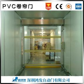 广州全透明快速卷帘门