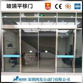 广州玻璃感应门