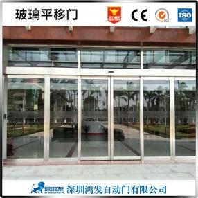 惠州玻璃自动门