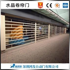 惠州电动亚克力水晶升降门
