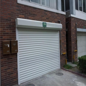 广州卷帘门