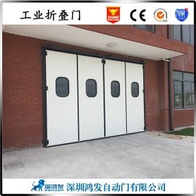 惠州车库工业折叠门