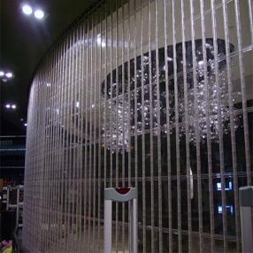 广东水晶卷帘门厂家