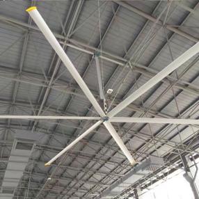 龙岗大型工业吊扇厂房车间体育馆通风降温永磁工业大风扇可安装