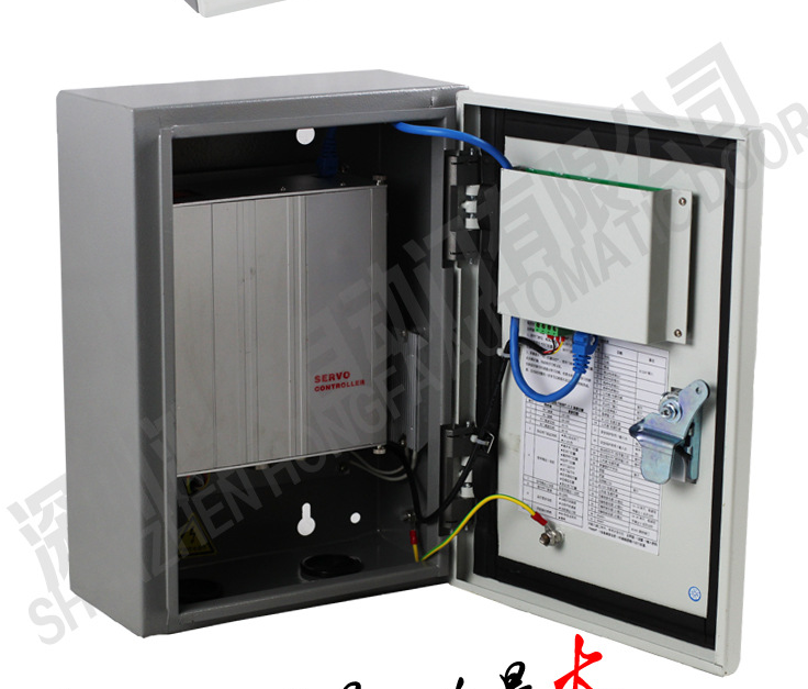 Fast door Electric box